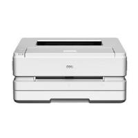 得力P2500D激光打印机(白色)